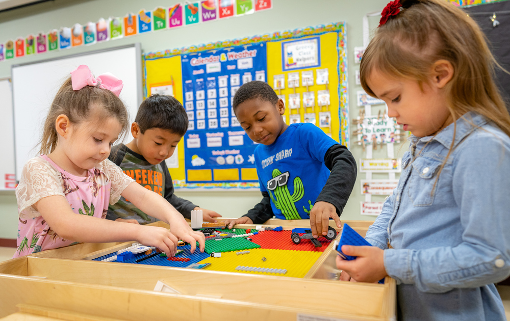 Tyler ISD Kindergarten Registration Period Opens April 15