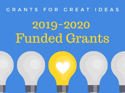 2019-2020 Grants for Great Ideas
